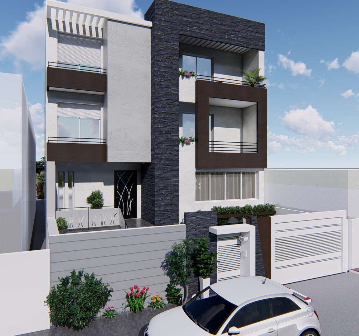 villa beb khouikha -01